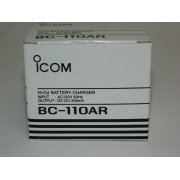 Icom BC-110AR Ni-Cd BATTERY CHARGER - 12V 200mA